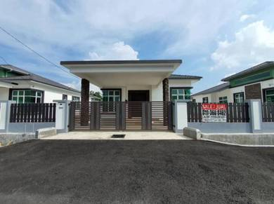 1sty Bungalow House at Melaka