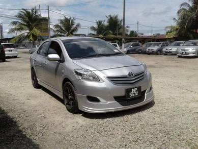 2012 Toyota Vios 1.5 J (Auto) Good Condition