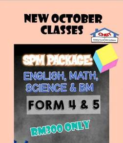 School holiday promo! november classes