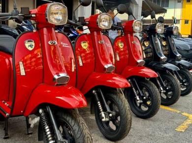 Scomadi TT125 (Thailand 2020) Must View
