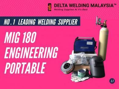 Delta Riland 180A MIG ARC welding machine Malaysia