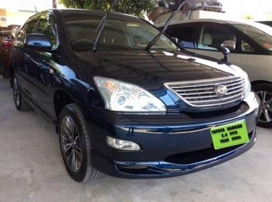Used Toyota Harrier for sale