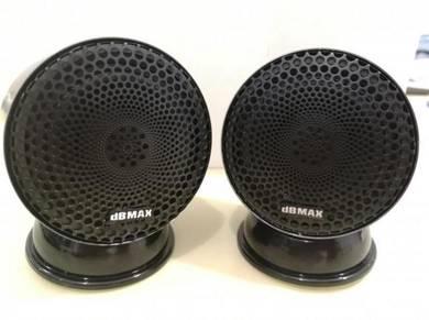 2.5 inch 2.0 inch high end full range speaker bass
