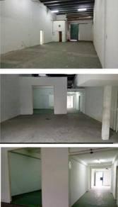 Single Storey Link Factory for Sale Puchong Utama