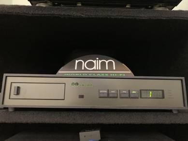 Naim CDX CD Player Audiophile Hifi