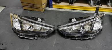 Perodua Bezza New Headlamp Headlight Head Lamp