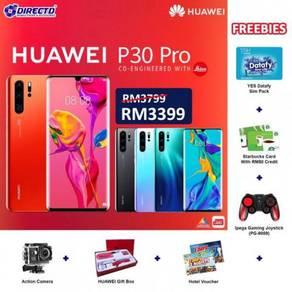 HUAWEI P30 PRO -MYset + 2 TAHUN JAMINAN + HADIAH2