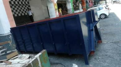 Sewa tong sampah/roro bin(3ton/10ton) kl/selangor