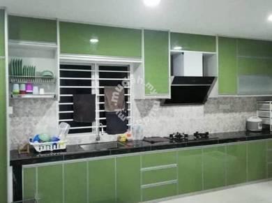Kabinet Dapur 3G / Kitchen Cabinet 3G (Custom)