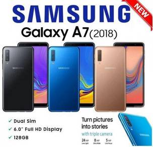 Samsung A7 2018 4GB+128GB SME Display Set