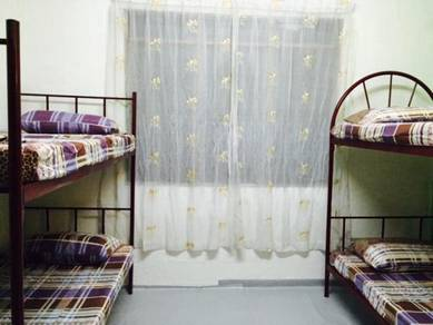 Bilik Sewa Perempuan Sharing (Master Bed) Taman Desa Rakyat Perdana