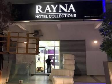 Pemborong barangan keperluan hotel dan homestay