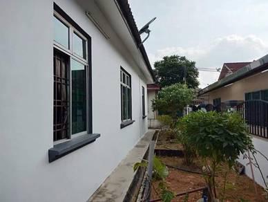 WORTH! WORTH! Nusa Bestari CORNER 22x70 land 10ft Renovated Full Loan