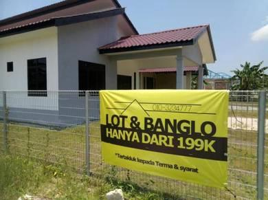 Banglo Murah Kualiti Premium