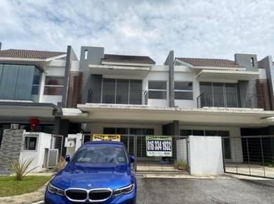 [ 22 x 80 ] 2 Sty Terrace Superlink House, Kota Emerald Garden, Rawang