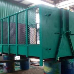 Tong roro sampah and leach bin manufacturer