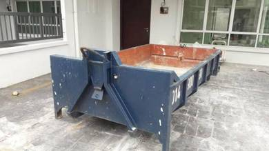 Sewa tong sampah /roro bin rental (3ton/10ton)