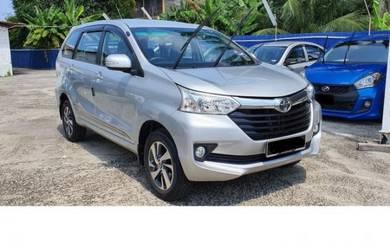2017 Toyota AVANZA 1.5 G FACELIFT (A)