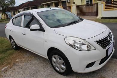 Nissan Almera 1.5 (A) - at negotiable price