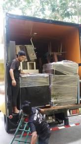 Lori sewa 4 pekerja hks pro movers mantap & cekap