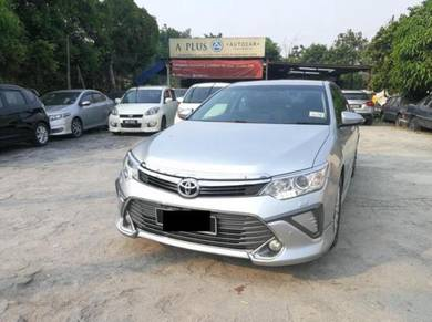 2016 Toyota CAMRY 2.0 G FACELIFT (A) Car King