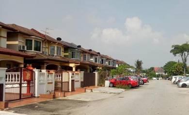 Best Terrace Bandar Kinrara BK5 BK4 Nearby Light Rapid Transit