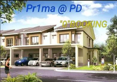 (zero booking & zero downpayment)new 2stry pr1ma pd