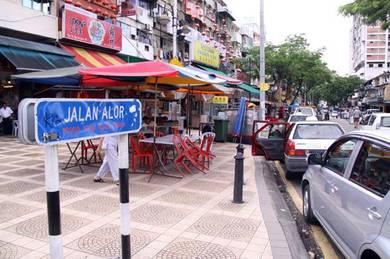 5 Storey, Bukit Bintang, KL, Jalan Alor, Shoplot, Shop House, Firesale