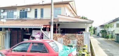 FULL LOAN Corner Lot - Jalan Seluang, Tg Puteri Resort, Pasir Gudang