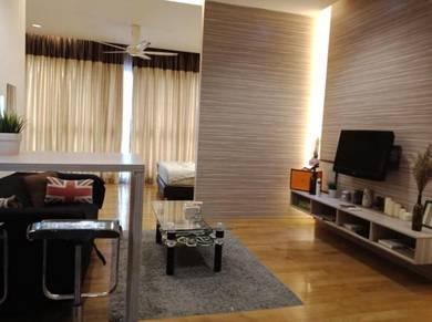 Nice Regalia Residence Studio | Fully Furnished | Move in Immediately