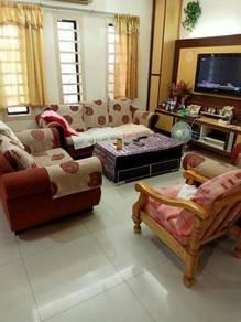 Three storey Bukit mertajam renovated