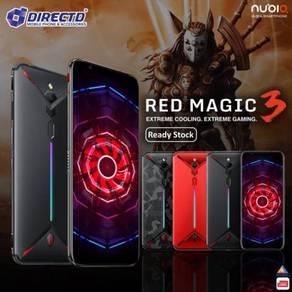 NUBIA RED Magic 3 (8GB RAM   128GB ROM)ORIGINAL-MY
