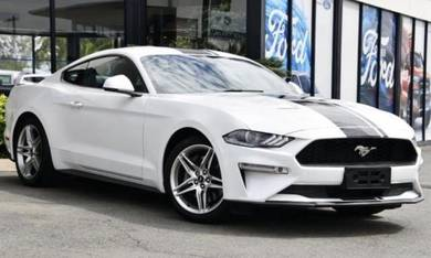 2019 Ford MUSTANG 2.3 ECOBOOST( MANUAL 6 SPEED)