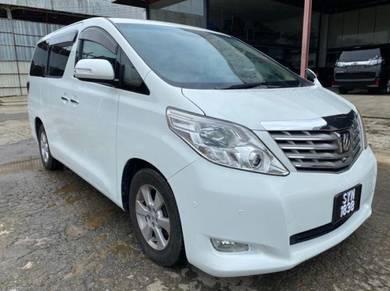 Toyota ALPHARD 2.4L (A) G-SPEC