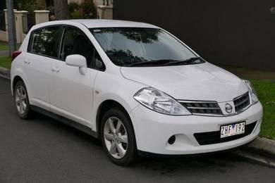 JDM Nissan Latio Mirror Autoflip Signal C11 07-15