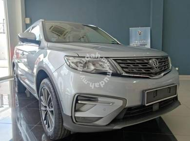 Proton X70 1.8 2WD (A) Ready Stock low interest