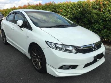 2012 Honda Civic 1.8 (A)