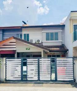 Renovated Double Storey For Sale Port Klang