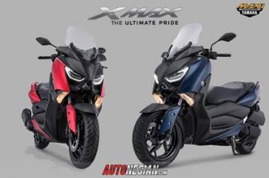 Yamaha xmax 250 for sale