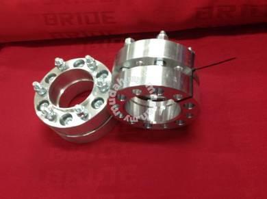 Wheel Spacer Sport Rim 10mm 4x100 4h Wira Waja