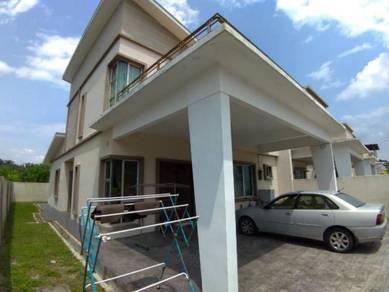 SEMI D, UNIT HUJUNG JALAN, LA 3480 sqft, Desa Baiduri Indah, Sepang