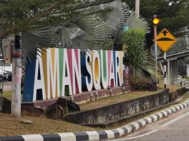 4 COMBINING UNIT Two Storey Shoplot Aman Square