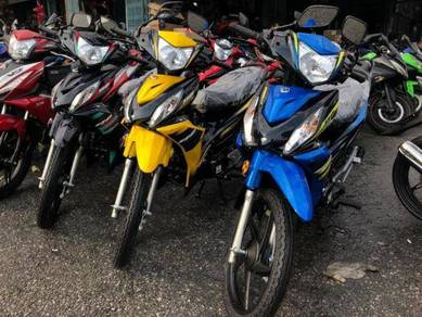 Modenas kriss 110 kriss110 year end promotion