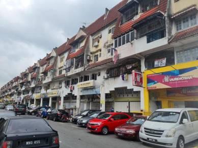Lembah Maju, Pandan Indah, 1.5sty Shop facing mainroad