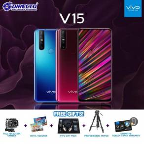 VIVO V15 (Kamera DPN BERMOTOR 32MP)+FREEBIES RM700