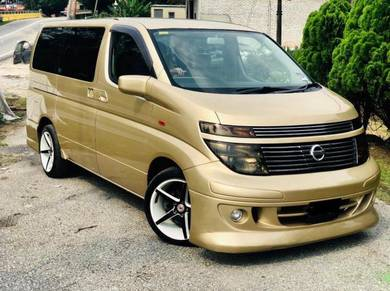Used Nissan Elgrand for sale