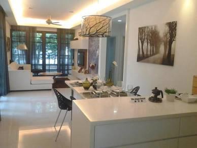 One damansara=1396sf | Fully Reno + Furnished| Armanee | The Zizz