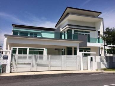 Freehold Bungalow + Nearby High Speed Rail of Singapore to Melaka