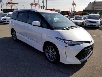 2016 Toyota ESTIMA 2.4 AERAS Facelift UNREG