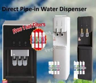 Direct pipe in Water Dispenser HnC TTD FS